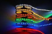 светодиодная лента - разные цвета - в наличии - от 900 тг Байконур