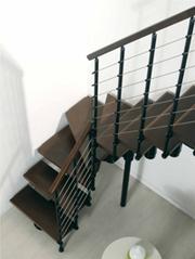 Межэтажные модульные лестницы в Байконыре