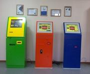 Лотерейные и платежные терминалы